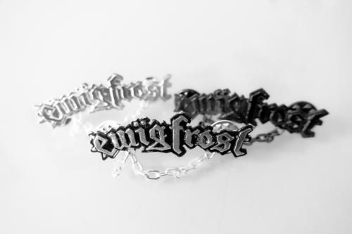 Ewig Frost Logo Metal Pins