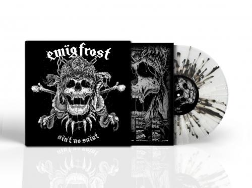 Ewig Frost - Ain't No Saint - Splatter LP